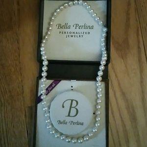 Bella Perlina necklace